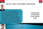 DENTAL İMPLANTOLOJİDE TOMOGRAFİ