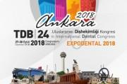 TDB 24. ULUSLARARASI DİŞHEKİMLİĞİ KONGRESİ