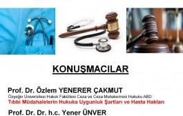 Sağlık Hukuku Semineri